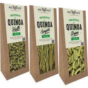 quinoa vegan cestoviny